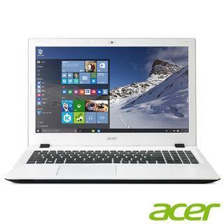 acer E5-532G-P4EJ 15吋筆電(120gssd/920M獨顯/N3710/白/