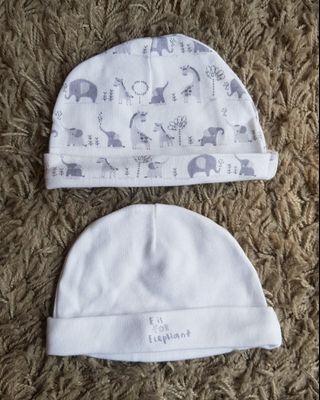 Baby Hat x 2