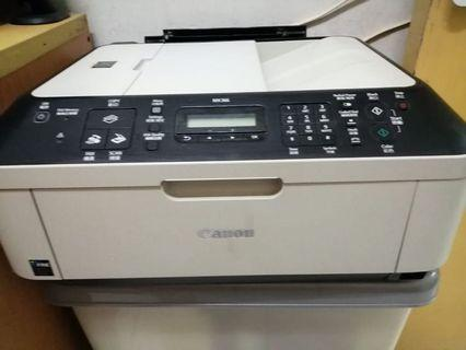 Canon Printer 運作正常,如圖,請出價