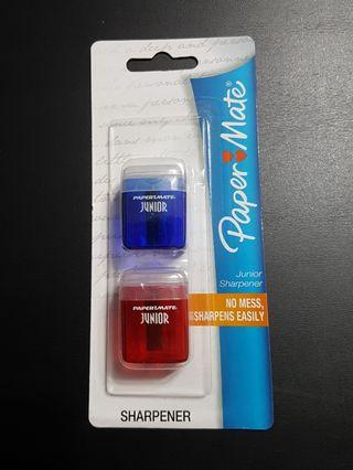 BN Pack of 2 Sharpeners (Paper Mate)