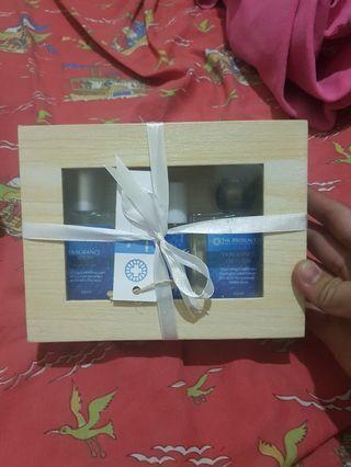 Fragrance diffuser set