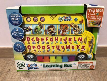 Leapfrog Alphabet Bus