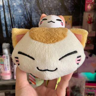 NEMUNEKO CUTE CAT PLUSHIE