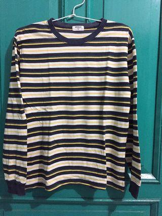 Uniqlo Stripes Tee