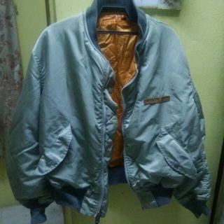 AVIREX BOMBER JACKET MADE IN USA