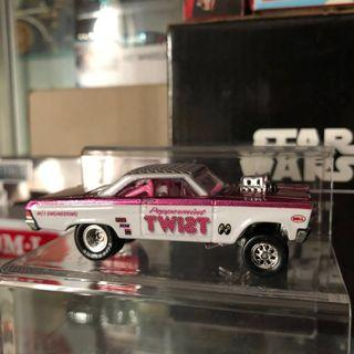 Hotwheels Gasser NOVA Peppermint Twist