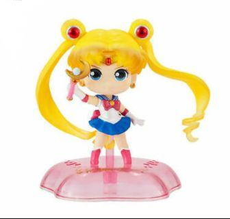 單賣 Sailor Moon Twinkle Statue 扭蛋 美少女戰士 月野兔 Sailormoon