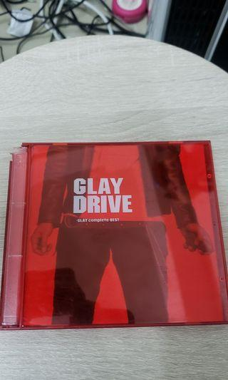Glay drive 2cd