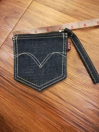 Levis wallet coin syiling pouch