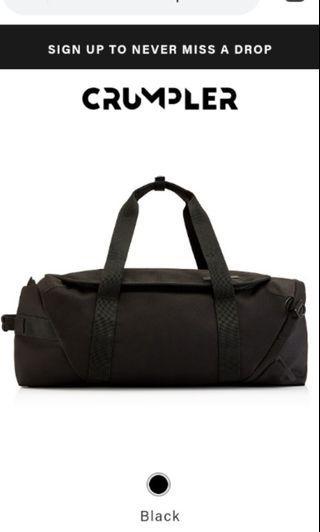 Crumpler Bagpack/Duffel