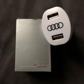 Audi 車充 / 車差 / 汽車 USB 充電器