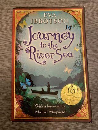 Journey to the River Sea by Eva Ibbotson (Macmillan)
