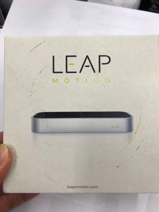 Leap motion 3D motion controller (手勢操作)