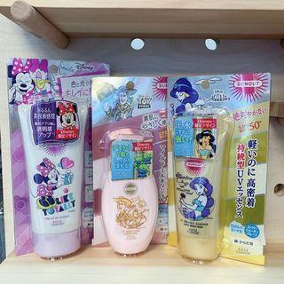 🇯🇵日本直送~Kose SUNCUT UV🌞x Disney限定防曬乳霜及噴霧