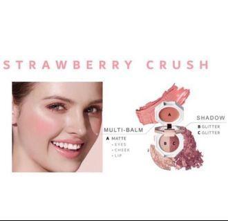 Dear Dahlia Paradise Dual Palette Match #Strawberry Crush