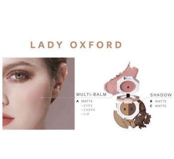 Dear Dahlia Paradise Dual Palette Match #Lady Oxford