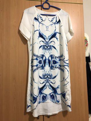 🚚 Keepsake the Label printed dress