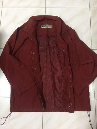 Oversized or Plus Size rain jacket free shipping