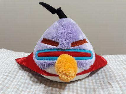🚚 Angry Birds Changi Airport Limited Edition Space Plush Soft Toy