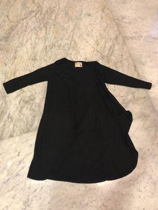 black cardigan cheetah original since 2003 (disney brand)
