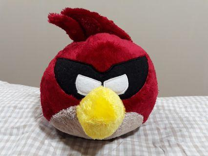 🚚 Angry Birds Changi Airport Space Plush Soft Toy