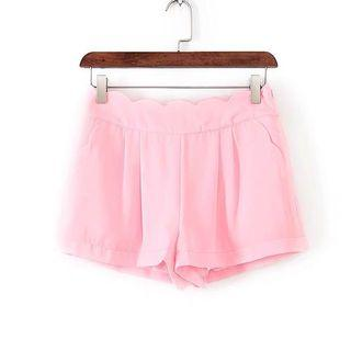 Bread n Butter Pink Shorts
