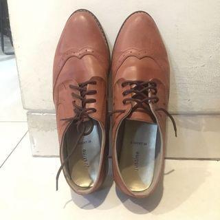 Sepatu Kulit / Leather Shoes