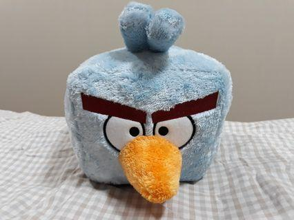 🚚 Angry Birds Changi Airport Limited Edition Plush Soft Toy