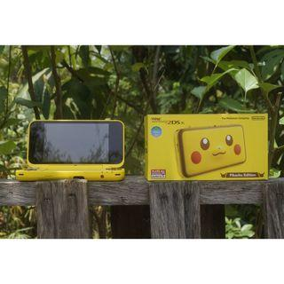 3ds  new 2ds xl pokemon edition