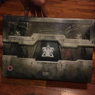 Starcraft Wings of Liberty - Collectors' Edition