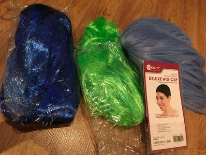 🚚 Party Wigs - all 3 for $18