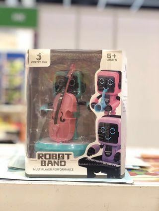 音樂機械人 Robot Band