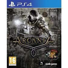 🚚 PS4 Arcadia The Complete Tale(PO)