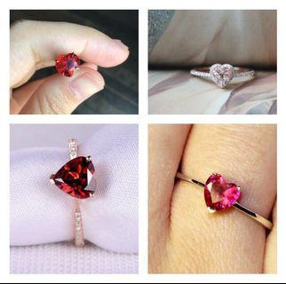 1.6Ct Mogok Red Spinel for sale