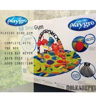 Playgro Dino Gym