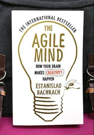 《BRAN-NEW ! + Discover The Methods & Techniques You Need To Stimulate Your Brain & Broaden Your Mind》Estanislao Bachrach - THE AGILE MIND : How Your Brain Makes Creativity Happen