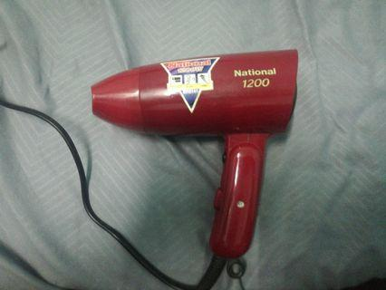 Used National Hair Dryer 1200