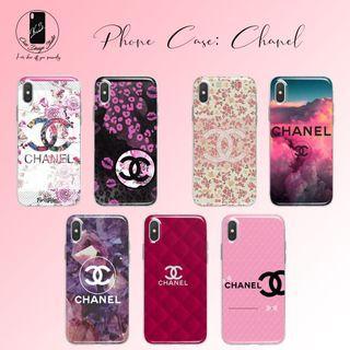 🚚 Custom Case: Chanel