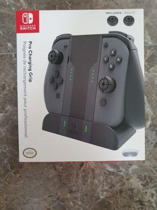 Nintendo pro charging grip