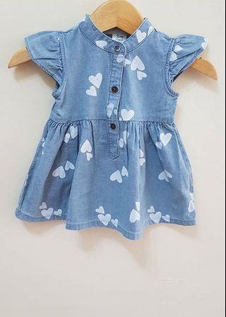 dress carters 3month