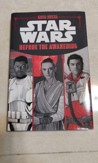 Star wars before the awakening, 英文圖書