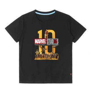 Marvel 10th Anniversary Tshirt PO