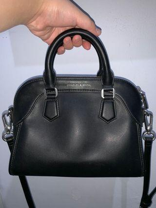 Black bag Charles&keith