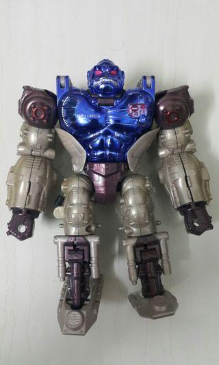 Beast wars transmetal optimus prime
