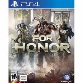 PS4 For Honor(PO)