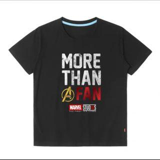 🚚 Marvel 10th Anniversary Tshirt