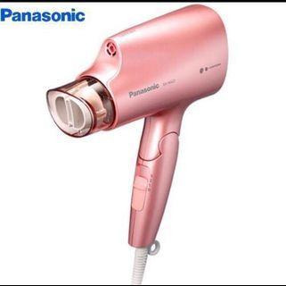 全新有保固Panasonic 國際牌奈米水離子吹風機 EH-NA27 PP