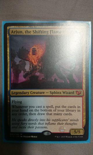 Arjun, the Shifting Flame (CMD)