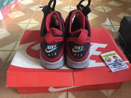 Airmax Red Winter