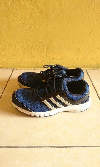 #cintaibumi Adidas Blue Pattern Shoe sz42
